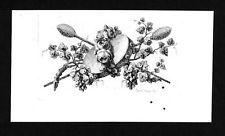 1780 - Musik Instrumente Tamburin Ornament Saint-Non engraving Kupferstich