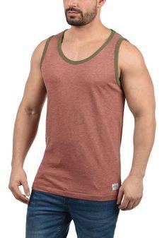 e05d87eb02a61c REDEFINED REBEL Tanktop »Marlow« ärmelloses Shirt mit farblich abgesetzten  Saumabschlüssen