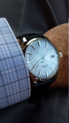 Seiko Cocktail Time SARB065. I'm seriously going to get this someday.