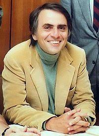 Carl Sagan algunas de sus frases : Zibertronicos
