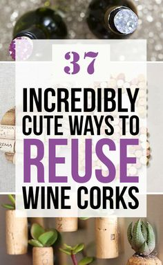 37 DIY Cork Ideas | http://www.diyideasandcrafts.com/37-diy-cork-ideas/