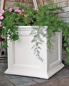 Beautiful simple planter.