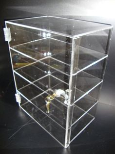 build a plexiglass display case - Google Search | Build ...