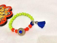 SALEKUCHI BRACELET Gypsy bracelet Bohemian bracelet by Nezihe1