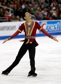 Nathan Chen Was Amazing at the 2017 US Figure Skating Championships!