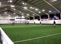 Mansion with indoor soccer field  NSCAA indoor soccer field | indoor facility | Pinterest | Indoor ...