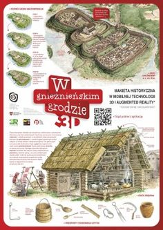 W Gnieźnieńskim Grodzie Medieval Life, Medieval Fantasy, Vikings, Middle Ages Clothing, Learn Polish, Village Map, Family Roots, Early Christian, 11th Century