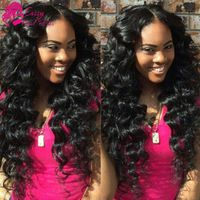 7a Virgin Peruvian Deep Wave With Closure Vip Peruvian Virgin Hair With Closure Deep Wave Hair Bundles With Lace Closures