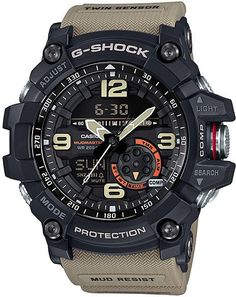 Mens G-Shock Master of G Mudmaster