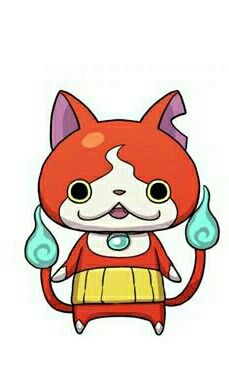 An image of Jibanyan! One of the first few Yokai that you meet in Yokai Watch. This was found online and edited so it would show only this character. Yokai Watch is not yet available in America.... sadly or I'd take images of thd yokai myself to post up!