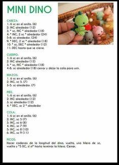 38 Pretty Animal Crochet Amigurumi for This Year 2019 - Page 5 of 38 - cosmetics Kawaii Crochet, Crochet Bows, Quick Crochet, Diy Crochet, Crochet Crafts, Crochet Projects, Hello Kitty Crochet, Crochet Dinosaur, Crochet Amigurumi Free Patterns