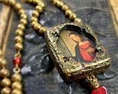Parrish Relics - romantic handcrafted jewelry by Jen Parrish.