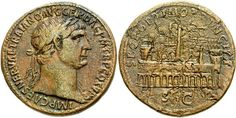 Sestertius of Traian