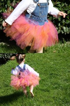 tutu overall dress must try but w/ fabric instead of or with tulle