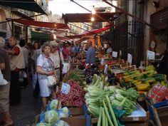 Palermo open market