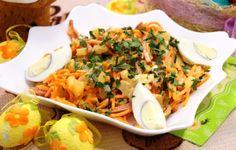 Рецепт корейской морковь и колбасой, секреты выбора ингредиентов и