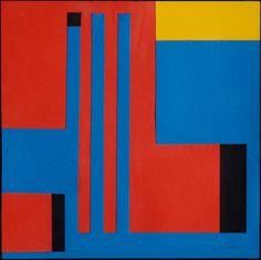blushingcheekymonkey: bruno munari - negativo positivo (1990) Art And Illustration, Abstract Expressionism, Abstract Art, Elements Of Color, Bear Art, Art Abstrait, Art Plastique, Geometric Art, Op Art
