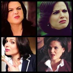 Funny face, Lana Parrilla style!