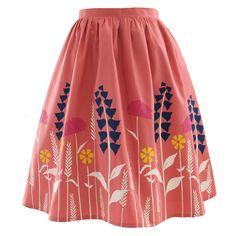 Wild At Heart Skirt - Pink £35.00