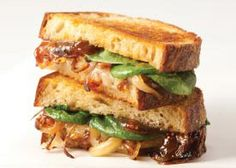 Recipe: Gooey Grilled Cheese! Four cheesy combos to try.