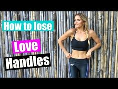 6/17/17 How to Lose Love Handles | Rebecca Louise - YouTube