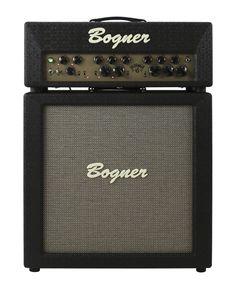 Bogner Goldfinger 45 Watt Head With 2x12 Cab Openback