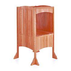 Guidecraft Heartwood Kitchen Helper - Solid Oak - Guidecraft  - jan
