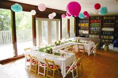 Pixie Hollow + Woodland Fairy Birthday Party via Kara's Party Ideas | KarasPartyIdeas.com (33)