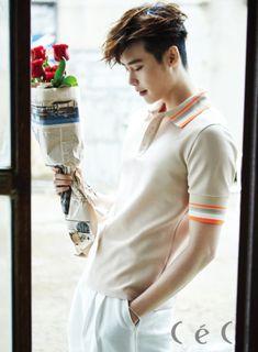 Lee Jong Suk - Céci Magazine June Issue '16