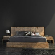 Huppe Silk Storage Bed - 2Modern