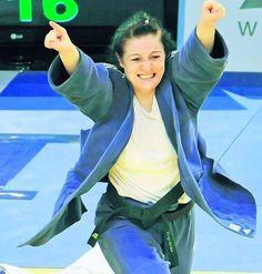 Corina Căprioriu<3  #judoka#olympics#london2012
