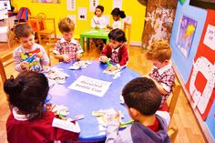 Reduce! Recycle ! Reuse! White Fields British Nursery -An innovative learning experience...
