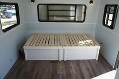 Alice gets a makeover: Ep. 12 - DIY RV Daybed