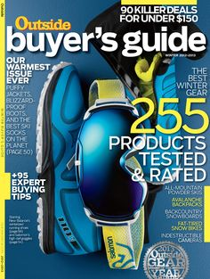 Outside Magazine Buyer's Guide Gear of the Year Award - Sterling Kayaks