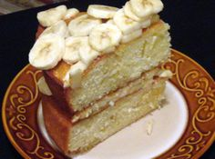 Famous Banana Cake-So Good and moist. A recipe that has been making people smile for over 100 years !