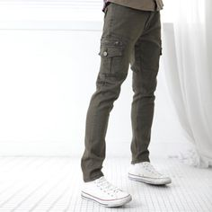Been lookin' for some skinny cargoes forever!