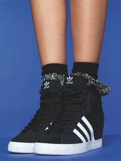 new arrival 50fea ac7f1 This weeks kickoftheweek is for our adidasWomen the Basket Profi Up.  Decked. Adidas Shoes ...