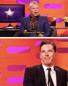 benedict cumberbatch-- I do the same thing when complimented. Does that mean I can be Benedict Cumberbatch? Benedict Sherlock, Sherlock John, Bbc Sherlock Holmes, Quotes Sherlock, Sherlock Fandom, Sherlock Cumberbatch, Jim Moriarty, Colin Morgan, John Watson