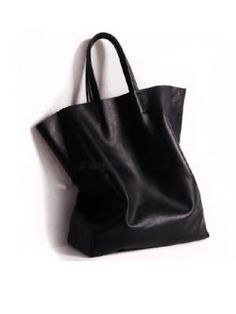 Leather Shopping Bag Style Ladies Bag | Choies