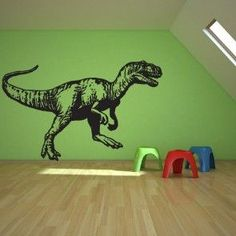 Search results for: 'tyrannosaurus rex t rex dinosaurs wall stickers wall art decal'