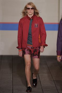 Tommy Hilfiger | Spring 2012 Menswear Collection | Style.com