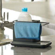 Joseph Joseph® Caddy Sink Organiser in worktops and sink accessories at Lakeland
