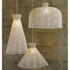 absolutely beautiful things: Lighting. Sweet for a baby's room.