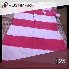 Ralph Lauren dress Authentic ralph lauren polo dress in great condition only worn once Ralph Lauren Dresses