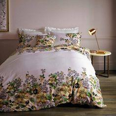 Garden Gem King Quilt Cover