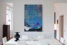 via Cernuschi - Milan,living room