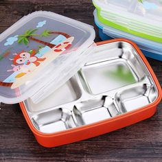 Cheap box open face helmet, Buy Quality box utility directly from China box transport Suppliers: Eco Friendly Stainless Steel Bento Lunch Box 5-Compartment Detachable Insulation Containers for Kids Multi Color Free S