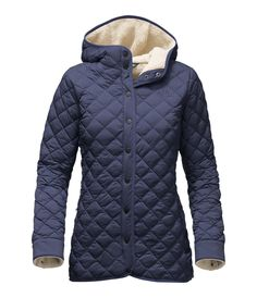 c6c4acde129 A Sherpa fleece lining takes this quilted PrimaLoft® ThermoBall™ insulated  jacket to the next