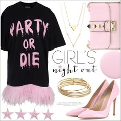 Girl's night out! Outfit Idea 2017