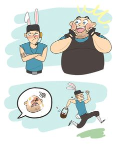 Tf2 Easter by *TRAVALE on deviantART